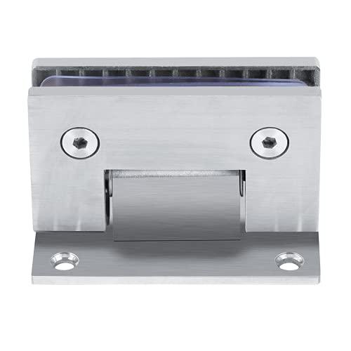 Soporte sin marco, bisagra los 6.2cm del soporte de la pared para el hotel para las puertas de cristal templadas para el hogar