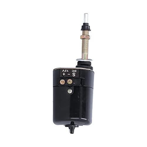 Motor de limpiaparabrisas, fácil de instalar y usar Motor de limpiaparabrisas de tractor Diseño universal con motor de limpiaparabrisas Dc12v y rango de limpiaparabrisas de 105 ° para
