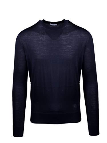 Dior Luxury Fashion Herren 013M600AT069585 Blau Sweater | Frühling Sommer 20