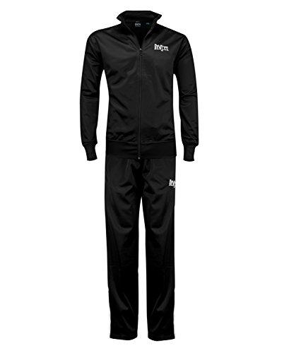 BENLEE Rocky Marciano Benlee Herren Trainingsanzug Club Sport, Farbe:black, Größe:xxxl