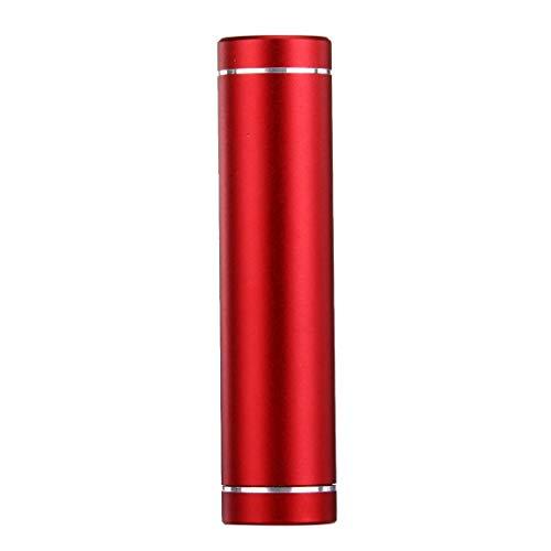 Nuova scatola portatile portatile ad alta efficienza 18650 con batteria alimentata a batteria con uscita USB e indicatore luminoso, for iPhone, iPad, Samsung, LG, Sony Ericsson, MP4, PSP, fotocamera,