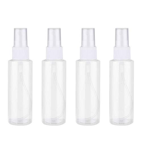 FORUU Wholesale 8PC 60ML Spray Bottles with Fine Mist Sprayer Reusable Plastic Bottles for Travel Best All Purpose Cleaner Household Cleaning Products Car Window Cleaning Equipment Clearance