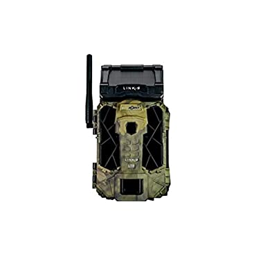 SPYPOINT LINK-S-V 12MP Solar Verizon Cellular HD Video Hunting Game Trail Camera
