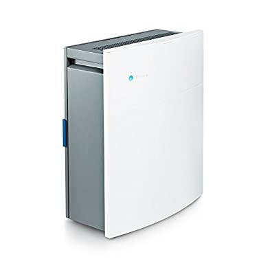 Blueair Classic 205 Air Purifier, True HEPA Performance by HEPASilent Filtration for Allergen, Dust, Mold Reduction, Asthma and COPD Relief, Small Room, Smart Home ALEXA compatible - Quiet Operation