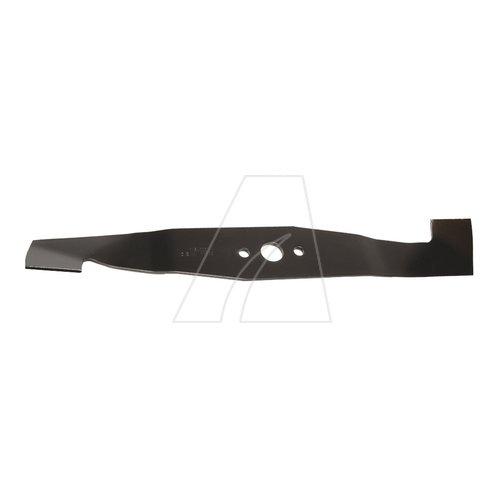 37 cm Standard Messer für ElektrorasenmäherLänge [mm]: 370ZB: 18AL: 8,5AB: 48Ausführung: standardLoch- Ø [mm]: Stück je VE: Leitnummer: