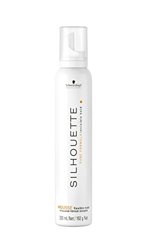 Schwarzkopf Silhouette Mousse flexible hold, 200 ml, 1er Pack, (1x 200 ml)