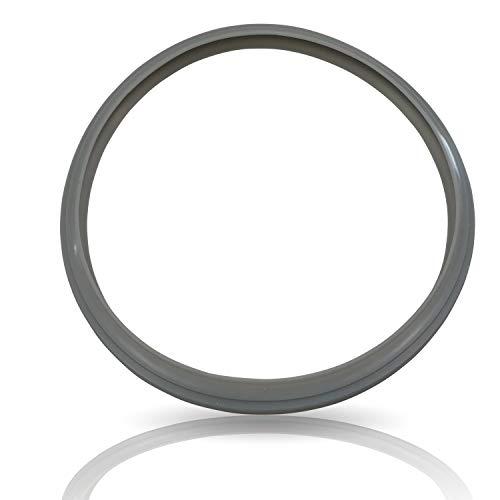 Kerafactum Dichtungsring Schnellkochtopf 22cm Durchmesser Ersatzteil für Schnellkochtöpfe - Universal Gummidichtung Ersatzdichtung Dichtung