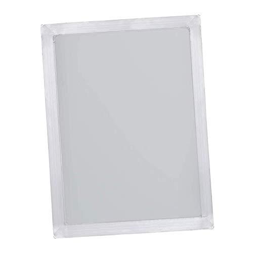 FITYLE Marco de aleación de Aluminio para serigrafía Conjunto de Artistas Kit de Herramientas de Dibujo al Aire Libre Kit de impresión del hogar Patrones de - 30x40cm
