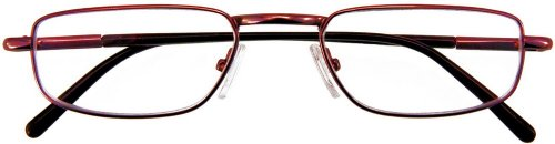 I NEED YOU I NEED YOU Lesebrille Docker / +1.00 Dioptrien / Rot