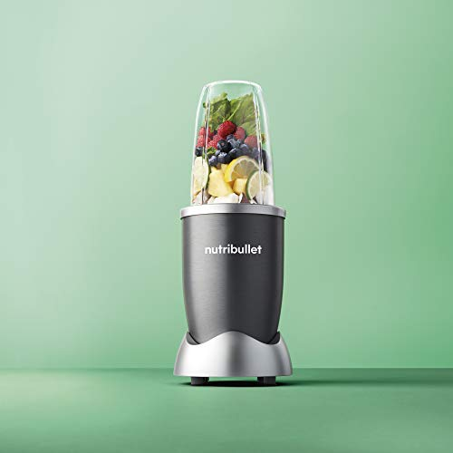 Product Image 5: NutriBullet NBR-0601 Nutrient Extractor, 600W, Gray