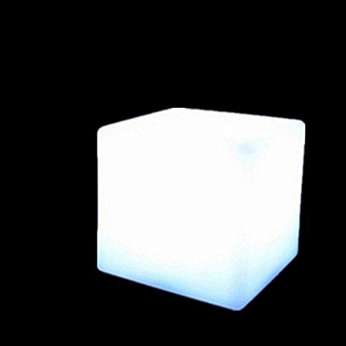 LEDMOMO Kreativ Nachtlicht/LED Würfel Lichter sanfte Stimmungslicht für Tisch Schlafzimmer Dekoration (batteriebetrieben)