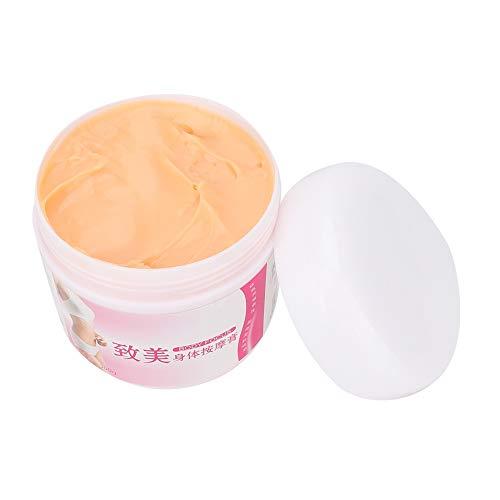 Crema adelgazante de masaje corporal, extracto de aguacate de glicerina, gel para el cuidado de la piel corporal, muslo, cintura, brazos, estiramiento, crema para quemar grasa (300 g)