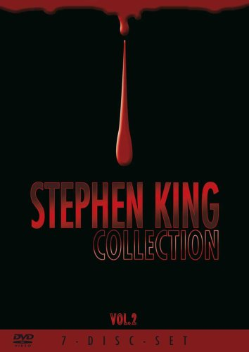 Stephen King Collection, Vol. 2 (7 DVDs)