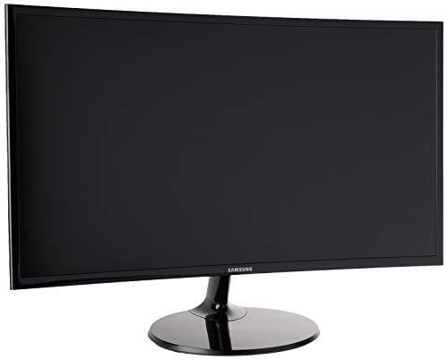 "Monitor 27"" Led Samsung - Full Hd - Hdmi - Curvo - Super Slim - Lc27F390Fhlmzd, Smasung, LC27F390FHLMZD, LED, 27"
