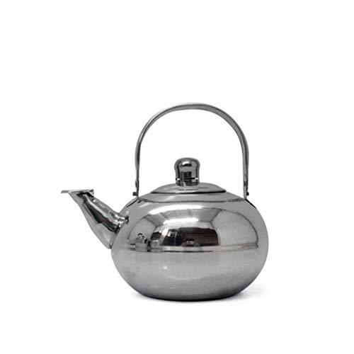 JXLBB en Gros Épaisseur en Acier Inoxydable Théière Bouillie Bouilloire Induction Cuisinière À Gaz Filtre Cuisinière Petite Bouilloire Usine Directe (Capacity : 1.5L)
