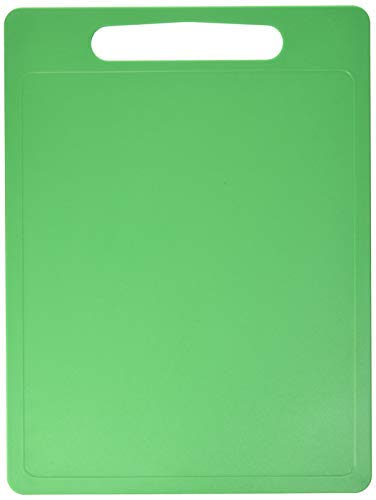 Chef Aid Green Poly Chopping Board, Measuring 30cm x 40cm