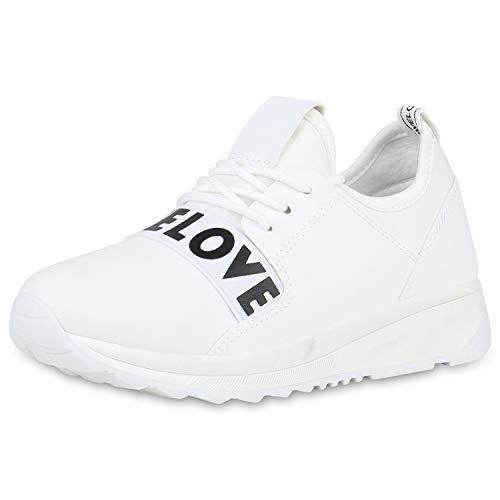 SCARPE VITA Dames Sportschoenen Loopschoenen Logo Afdruk Turnschoenen Fitness Sneaker Zool Vrijetijd Schoenen Veters
