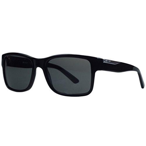 DKNY DY4108 gafas de sol, Negro (Black 300187), Talla única (Talla del fabricante: One size) para Hombre
