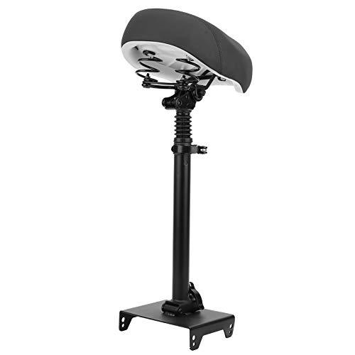 Accesorios ajustables para patinetes eléctricos Dos muelles amortiguadores Sillín de asiento Cojín, para M, AX G30
