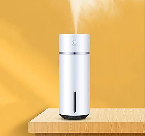 Luftbefeuchter 240Ml Luftbefeuchter Mini Aromatherapie Ätherisches Öl Ultraschall Diffusor Mit 7 Farben Nachtlicht Aromatherapie Auto Luftbefeuchter 62X164Mm