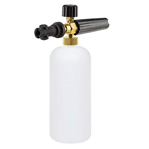 Ridoo - Lanza para espuma con conector Karcher K, dispensador de jabón para hidrolimpiadoras Karcher de la serie K (K2, K3, K4, K5, K6 y K7).