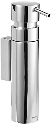 Nexio Wall Mounted Soap Dispenser Finish: Polished Stainless Steel
