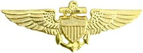 US Navy/US Marine Corps Aviator Wings Pin (2 3/4')