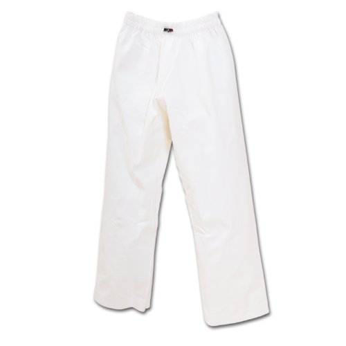 Macho Karate-Gi-Hose, 200 g, Weiß /...