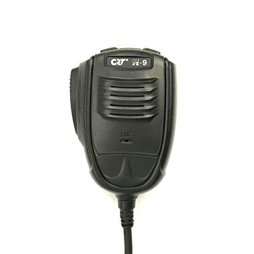 Micrófono CRT M 9 de 6 Pines para CB CRT Radio SS9900