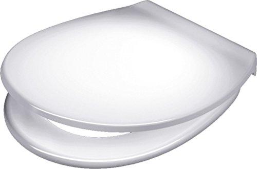 Pagette Exklusiv Highline WC-Sitz manhattan, mit Absenkautomatik, 790835010, universelle Passfähigkeit