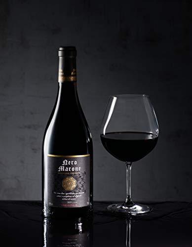 Nero Marone Rotwein aus Italien (6 x 0.75 l) - 3