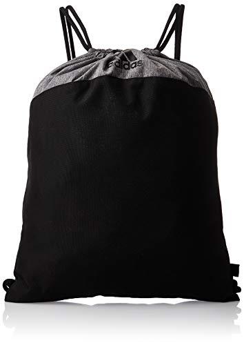 adidas Golf Gym Bag - Bolsa de golf (negro/gris cinco melange)