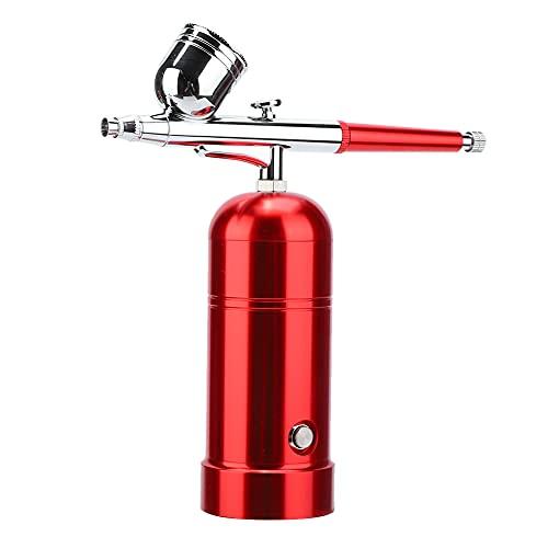 Pulverizador de oxígeno de agua portátil, células de piel Solución de nutrientes Calidad Material analizador de humedad Probador de humedad de aleación