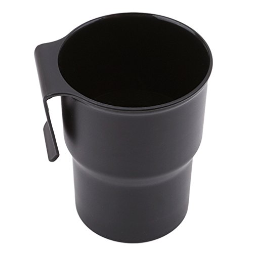 Yinew Auto Outlet Cup Holder Auto Becherhalter Cup (eine Tasse + eine Packung (2) Outlet Clips) Getränkehalter Ablagefach Flaschenhalter Kaffeehalter Cupholder