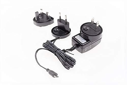 Magura eLECT universele oplader met micro-USB-aansluiting (EU, US en UK), zwart, één maat