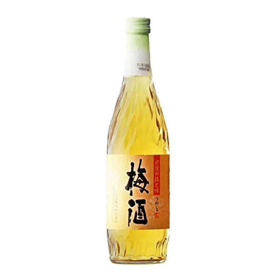 どうしたの何十人も欺く白玉醸造 【さつまの梅酒】 (彩煌の技と味) 14度720ml