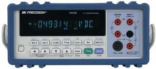 Bench Digital Multimeter 120000 Count True RMS Auto Manual Range 1 kV 12 A 5 5 Digit product image
