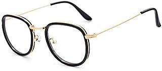 Fashion Retro Eyewear Eyeglasses Frame with Clear Lenses