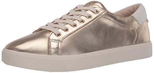 Sam Edelman Women's Ethyl Sneaker, Molten Gold, 11