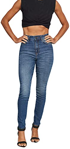 Calça Jeans Karen Colcci, Feminino, Indigo, 40