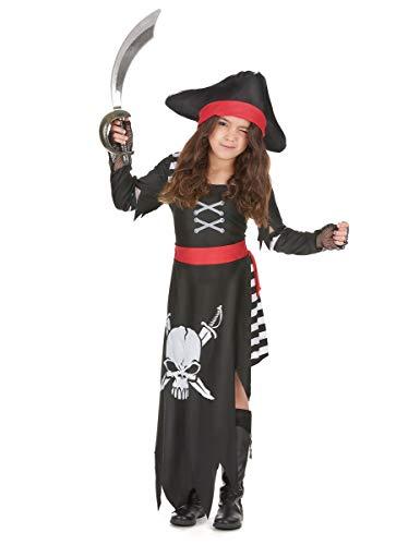 Generique Déguisement Pirate Fille 10 - 12 Ans (L)