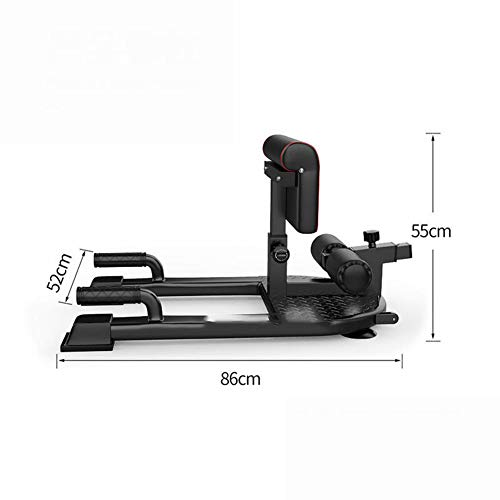 Product Image 7: Thole Household Fitness Squat Rack 3-in-1 Sit Ups Push Ab Home Gym Buttocks Workout Machine for Fitness Equipment Exerciser