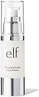 e.l.f. 83413 Mineral Infused Face Primer Large Clear 1.01 oz