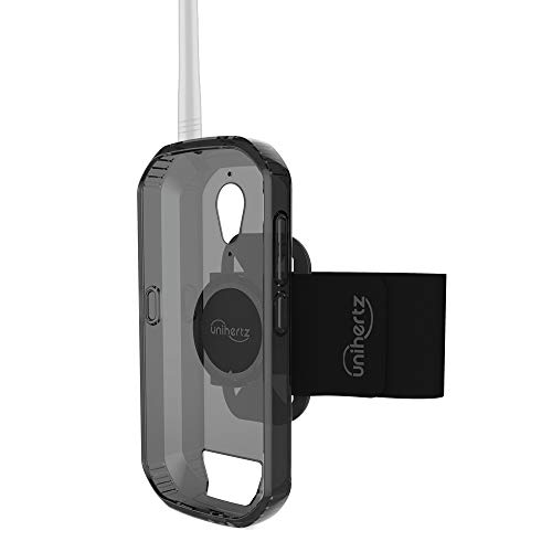 Unihertz - Clip para Brazalete Atom XL, el más pequeño DMR Walkie-Talkie Rugged Smartphone