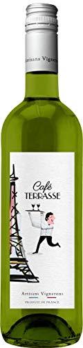 Vino bianco provenzale - Café Terrasse - 2018 - Grenache,Sauvignon, Colombard - Divinamente Francia®