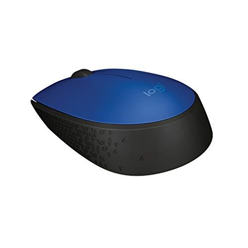 ロジクール ロジクール ロジクール (Logicool) 無線(ワイヤレス)マウス ブルー 光学式/3ボタン/2年保証 M171BL
