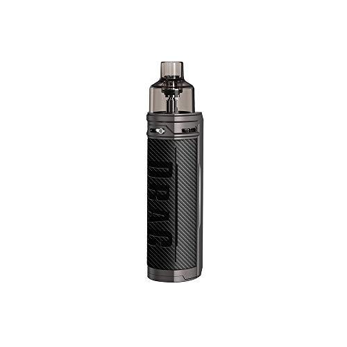 Original 80W DRAG X Mod Pod kit con 4.5mlDRAG X Reemplazo Pod, Power by 18650 Batería externa Cigarrillo electrónico Vape Mod (No 18650 Cell)