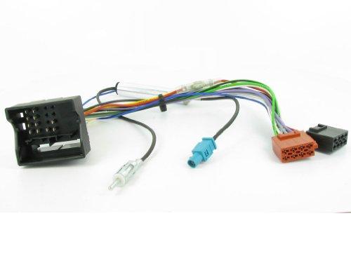 Connects2 CT20CT03 - Cable adaptador para radio de coche Citroën C2/C3/C4/C5/C6/C8 con conector de antena y clavija jack (modelos 2004 y posteriores)