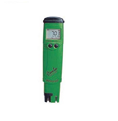 Hanna Instruments HI98120 ORP zaktester met verwisselbare elektrode waterkwaliteitstester, groen, 4,5 x 4,5 x 3,0 cm