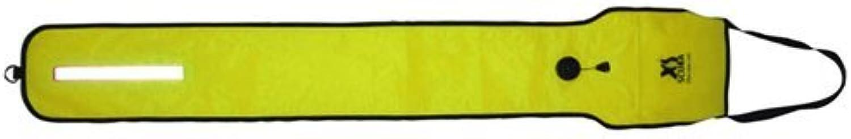 XS Scuba Surface Marker Buoy 7 SMB  Yellow